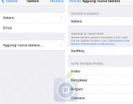 Come attivare le tastiere di terze parti su iOS 8 – Guida