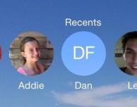 Ecco la nuova gestione dei contatti preferiti in iOS 8