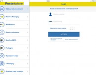 Poste Italiane aggiorna l'app di Postepay