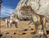"Adesivi 3D con ""3D Stickers Animati: i Dinosauri"""