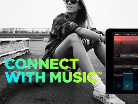 MusicMakerJam - iPad - 1