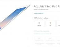 Apple inizia a vendere i nuovi iPad Air 2 e iPad Mini 3 nei negozi fisici e online