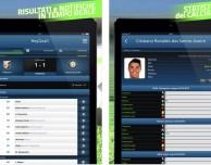 Segui i risultati delle partite di calcio con Hey Goal, app gratuita per iPad