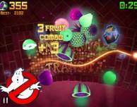 Arrivano i Ghostbusters su Fruit Ninja!