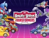 Angry Birds Transformers è finalmente disponibile su App Store