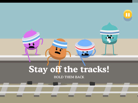 Dumb Ways to Die 2- The Games iPad pic0