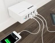 Inateck: carica batterie da muro con 4 porte USB ora in offerta su Amazon – Recensione iPadItalia