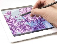 Nomad Brush, il pennello per iPad