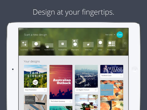 Canva - Graphic Design & Photo Editing: un versatile strumento ...