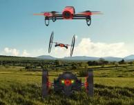 Con FreeFlight 3 puoi controllare i droni Parrot da iPad
