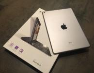 Ultrathin custodia con tastiera per iPad Air 2 by Logitech – La recensione di iPadItalia