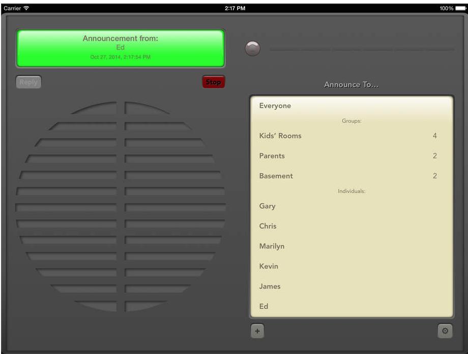 Usiamo l iPad come se fosse un citofono interfono - iPad Italia 1ebcaf29375d