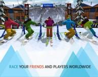 Avvincenti gare sugli sci o snowboard con SummitX Racing