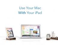 Duet per iPad ci permette di usare il cavo per estendere il display del Mac