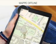 Tutte le mappe del mondo offline su iPad? Certo, ci pensa MAPS.ME