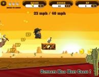 """""""Firewater: Cowboy Dash"""" – una folle corse nel deserto del vecchio west"""