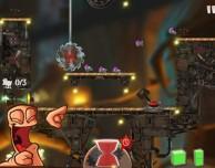 Flockers: dai creatori di Worms, un nuovo rompicapo per iPad