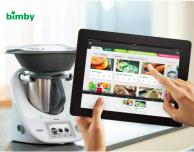 Organizza e cucina le tue ricette culinarie preferite con iPad e l'applicazione Bimby