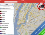 Porta le mappe sempre con te, anche offline, con City Maps 2GO per iOS