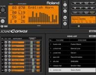 """Su iPad arrivano gli storici suoni di """"SOUND Canvas"""" di Roland"""