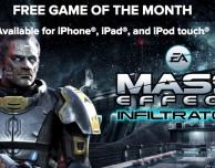 Mass Effect Infiltrator è il gioco gratuito del mese
