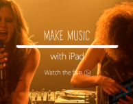 """Make Music with iPad"", il nuovo spot Apple dedicato all'iPad"