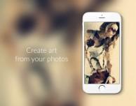 Trigraphy: filtri ed effetti grafici per fotografie in stile poligonali