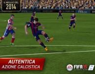 Disponibili i nuovi trasferimenti su FIFA 15 Ultimate Team