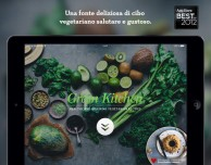 Ricette vegetariane su iPad, iPhone e Apple Watch con Green kitchen