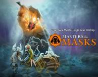 Su iPad arriva Masters of the Masks, un nuovo titolo RPG-fantasy
