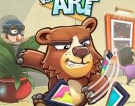 """Bears vs. Art – aiutiamo l'orso Rory a """"combattere"""" l'arte"""