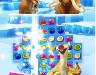 """""""L'era glaciale – La valanga"""", un nuovo puzzle game da Gameloft"""