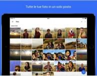 Google Foto: spazio illimitato per organizzare foto e video