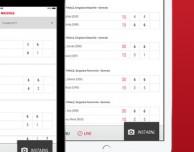 Disponibile l'app ufficiale degli Internazionali BNL d'Italia
