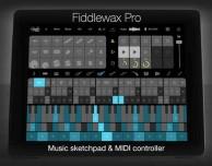 Fiddlewax Pro farà del vostro iPad uno strumento musicale completo e versatile!