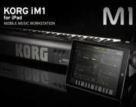 "KORG iM1: arriva su iPad la ""leggendaria"" music workstation"