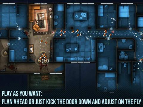 Door Kickers iPad pic1