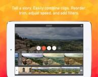 """""""Vee"""": il video editing su iPad alla portata di tutti e con tante funzioalità"""