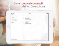 Vodafone collabora con Dropbox e lancia l'app Backup+