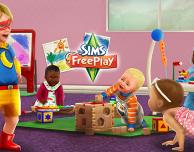 Nuovo aggiornamento per The Sims FreePlay