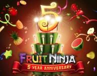 Fruit Ninja compie 5 anni e si aggiorna con importanti novità