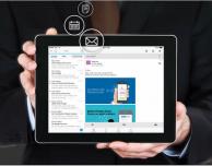 Microsoft Outlook permette di aprire gli allegati Office