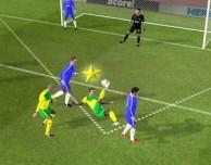 """""""Score! Hero"""": porta a termine le sfide in questo divertente gioco sul calcio"""