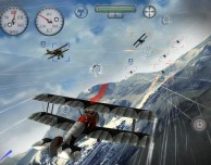 Giunge su App Store la nuova avventura dei cieli Sky Gamblers Rise Of Glory