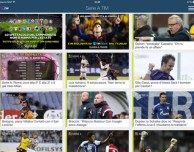 Segui il campionato di calcio con l'app Serie A Tim