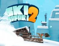 Snowboard e sci nel nuovo Ski Safari 2