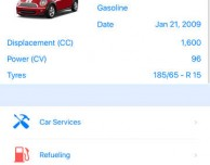 Giveaway Of The Week: 3 copie gratuite per Auto Car Remind [CODICI UTILIZZATI CORRETTAMENTE]