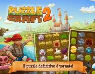 Puzzle Craft 2: Chillingo rinnova uno dei suoi puzzle game più avvincenti