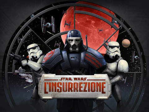 Star Wars™- L'insurrezione iPad pic0