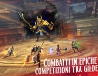 Eternity Warrior 4 arriva su App Store!